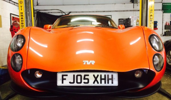 TVR Servicing