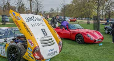 Active TVR Car Club Members in the East Midlands
