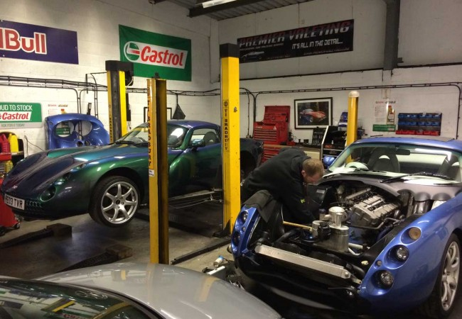 Dedicated TVR Workshop