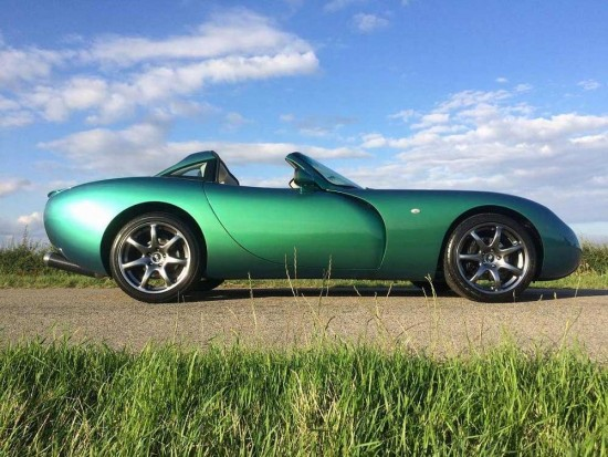 Tvr Model Guide And Image Galleries James Agger Autosport