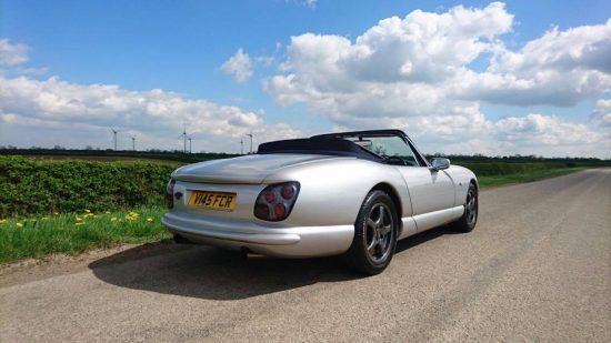 V145 FCR side rear far